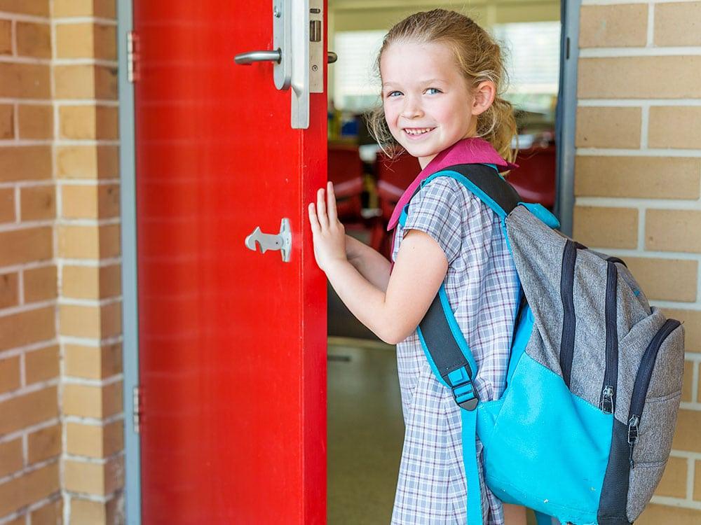 Trma pri otroku se pogosto prikaže ob odhodu v vrtec